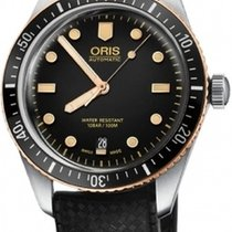 Oris Divers Sixty Five 01 733 7707 4354-07 4 20 18 new