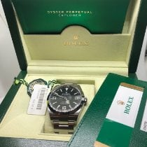 Rolex Explorer Steel 39mm Black Arabic numerals Singapore, Singapore
