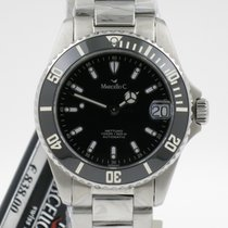 Marcello C. Steel 34mm Automatic 1010.2 new