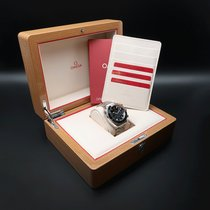 Omega Seamaster Planet Ocean Chronograph Steel 45.5mm Black No numerals South Africa, Johannesburg