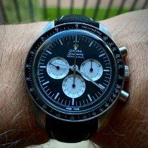Omega 311.32.42.30.01.001 Stahl 2017 Speedmaster Professional Moonwatch 42mm gebraucht