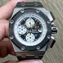 Audemars Piguet 26078IO.OO.D001VS.01 Titane 2007 Royal Oak Offshore Chronograph 44mm occasion