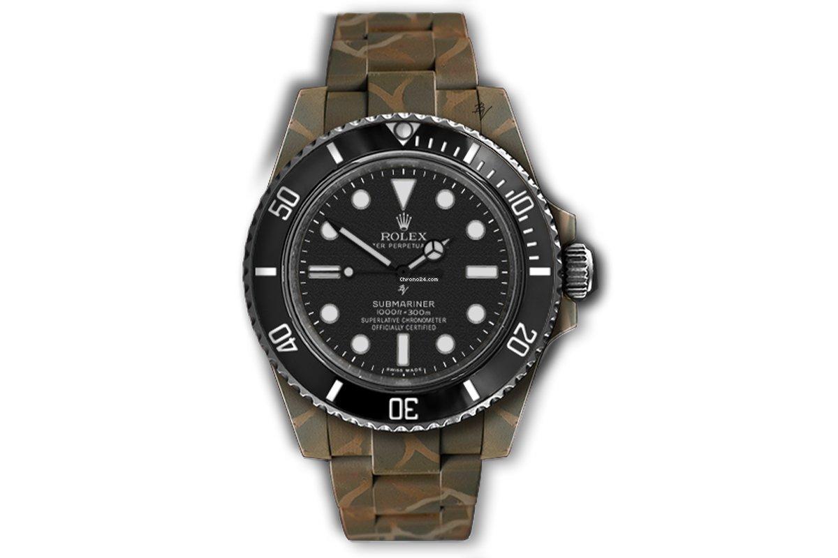 Rolex Submariner (No Date) 114060 2021 new