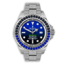 Rolex Sea-Dweller Deepsea new 2021 Automatic Watch with original box and original papers 116660