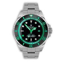Rolex Sea-Dweller Deepsea nuevo 2021 Automático Reloj con estuche y documentos originales 116660