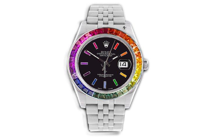 Rolex Datejust II 116300 2021 nuovo