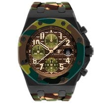Audemars Piguet Royal Oak Offshore Chronograph 26470 Новые Сталь 42mm Автоподзавод