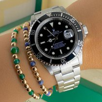 Rolex 16610 Steel 2008 Submariner Date 40mm pre-owned