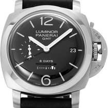 Panerai Luminor 1950 8 Days GMT Stahl 44mm Deutschland, Berlin