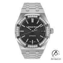 Audemars Piguet Steel 37mm Automatic 15451ST.ZZ.1256ST.01 pre-owned United States of America, New York, New York