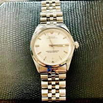 Rolex Oyster Perpetual 34 Steel 34mm Silver No numerals United Kingdom, London