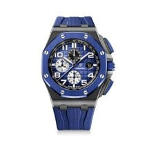 Audemars Piguet Royal Oak Offshore Chronograph Ceramic 44mm Blue United States of America, Florida, Sunny Isles Beach