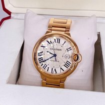 Cartier Ballon Bleu 28mm Rose gold 28mm White Roman numerals United States of America, Florida, Boca Raton