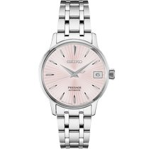Seiko Women's watch Presage 33.8mm Automatic new Watch with original box and original papers 2021