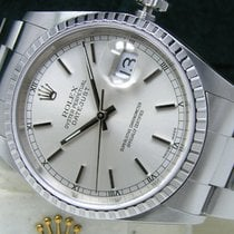 Rolex Datejust Steel 36mm Silver No numerals United States of America, Pennsylvania, HARRISBURG
