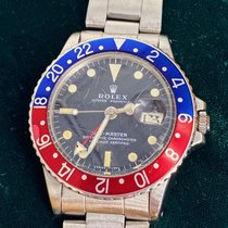Rolex 16700 Steel 1972 GMT-Master 40mm pre-owned United States of America, Florida, Boca Raton