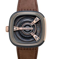 Sevenfriday Steel 47mm Automatic M2/02 new