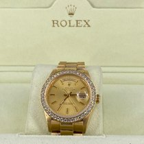 Rolex Day-Date 36 Yellow gold 36mm Champagne No numerals United States of America, Florida, Boca Raton