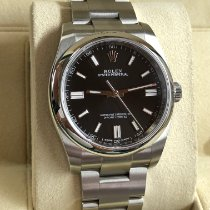 Rolex Oyster Perpetual 36 Steel 36mm Black United States of America, California, Los Angeles