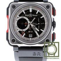 Bell & Ross BR-X1 BRX1-CE-TI-RED Nieuw Titanium 45mm Automatisch
