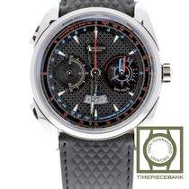 Parmigiani Fleurier Bugatti PFC329-3001400-XC1442 Nieuw Titanium 41mm Automatisch