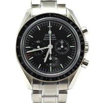 Omega 311.30.42.30.01.006 Staal 2021 Speedmaster Professional Moonwatch 42mm nieuw