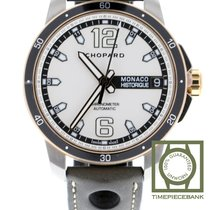 Chopard Grand Prix de Monaco Historique Titane 44.5mm Argent Arabes