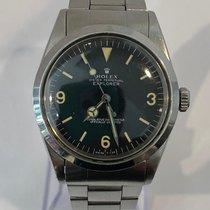 Rolex Explorer Steel 36mm Black Arabic numerals United States of America, Florida, Miami