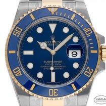 Rolex Submariner Date 116613LB 2020 nouveau