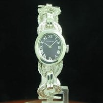 Dugena Silver 18.3mm Manual winding pre-owned
