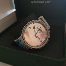 Swatch (SO27Z709) Unworn Plastic 47mm Quartz UAE, abudhabi