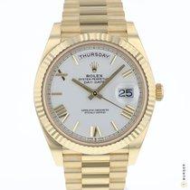 Rolex 228238 Or jaune 2020 Day-Date 40 40mm nouveau