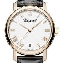 Chopard Classic Růžové zlato 34mm Bílá