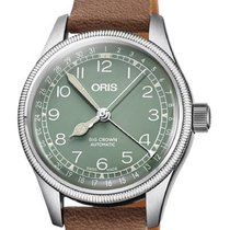 Oris Big Crown Pointer Date 36mm Vert