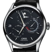 Oris Artelier Calibre 112 Steel 43mm Blue