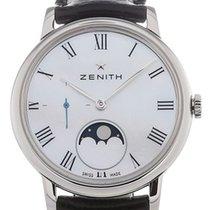 Zenith Elite Ultra Thin Steel 36mm Mother of pearl