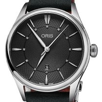 Oris Steel 33mm Automatic 01 561 7724 4053-07 5 17 34FC new