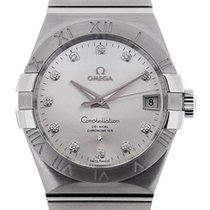 Omega Constellation Men 123.10.38.21.52.001 New 38mm Automatic