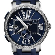 Ulysse Nardin Executive Dual Time 243-00B-3/43 2020 новые