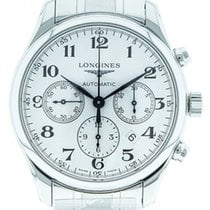Longines Master Collection 42mm Silver