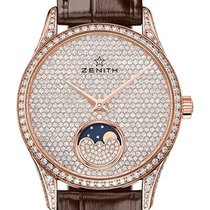 Zenith 22.2310.690/79.C713 Rose gold 2020 33mm new