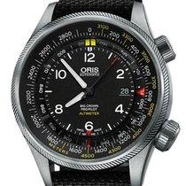 Oris 01 733 7705 4164 2020 Big Crown ProPilot Altimeter 47mm nouveau