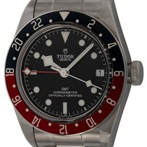 Tudor 79830RB Steel 2019 Black Bay GMT 42mm pre-owned United States of America, Texas, Austin