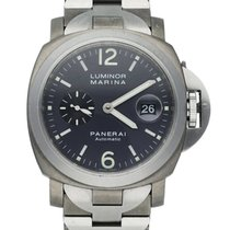 Panerai Titanium 44mm Automatic PAM 91 pre-owned United States of America, New York, New York