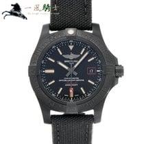 Breitling Titane Remontage automatique Noir 44mm occasion Avenger Blackbird 44