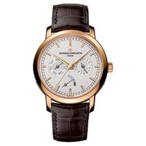 Vacheron Constantin Rose gold 39.5mm Automatic 85290/000R-9969 new
