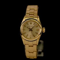 Rolex 6718 Acero 1979 Oyster Perpetual 26 26mm usados