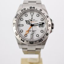 Rolex 216570 Acier 2020 Explorer II 42mm occasion