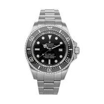 Rolex Sea-Dweller Deepsea 116660-0001 Meget god Stål 44mm Automatisk