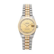 Rolex Datejust White gold 31mm Champagne No numerals United States of America, Pennsylvania, Bala Cynwyd